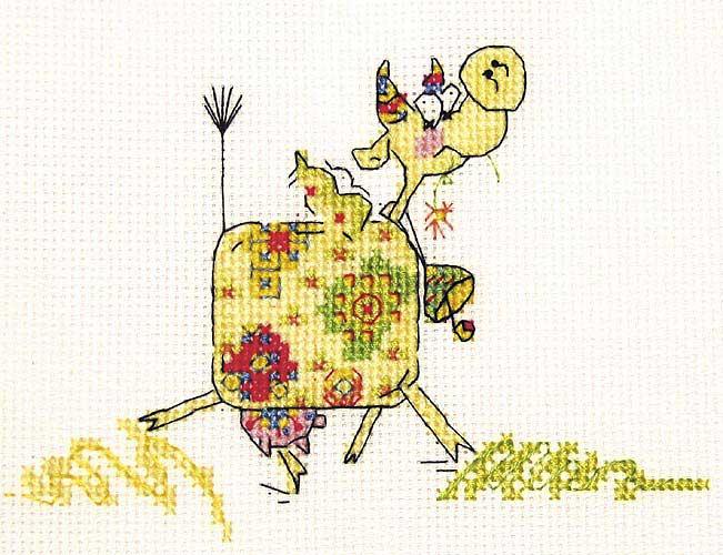 39 Веселая корова Cow