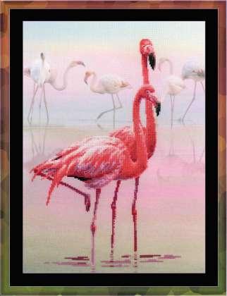 РТ-0012 Розовый фламинго